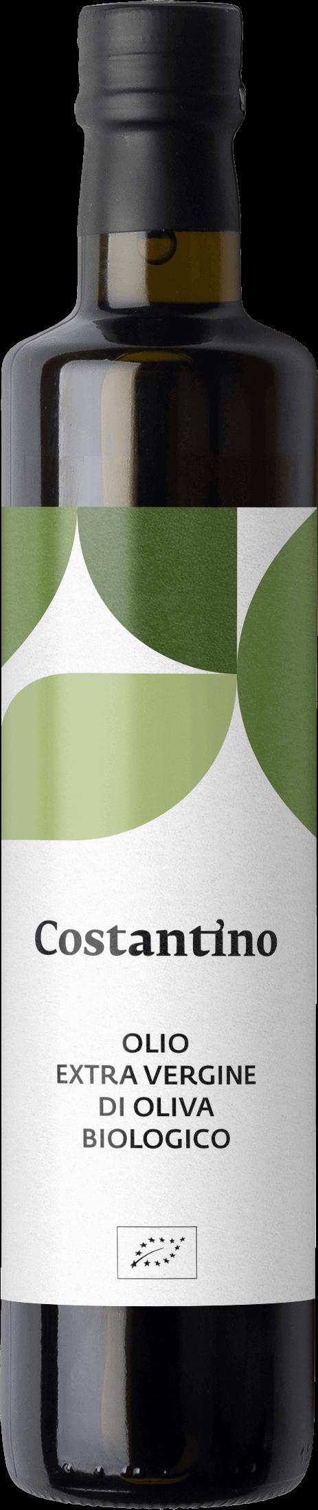 Costantino - Olio Extra Vergine d'Oliva Biologico - bottiglia 50cl