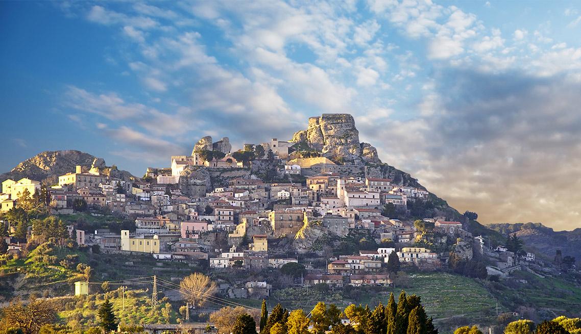 Costantino - Bova, Calabria Greca